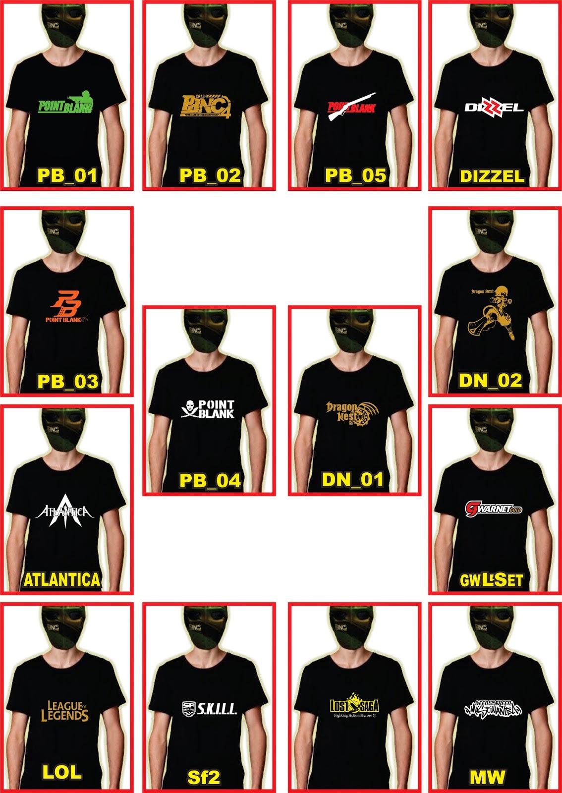 Kaos online shop