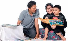 Kegiatan Literasi dalam Keluarga