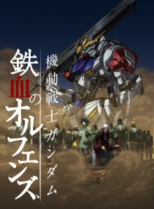 Kidou Senshi Gundam: Tekketsu no Orphans 2nd Season cap 15