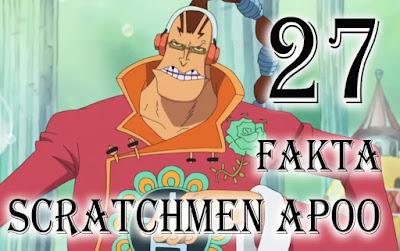 27 Fakta Tentang Scratchmen Apoo