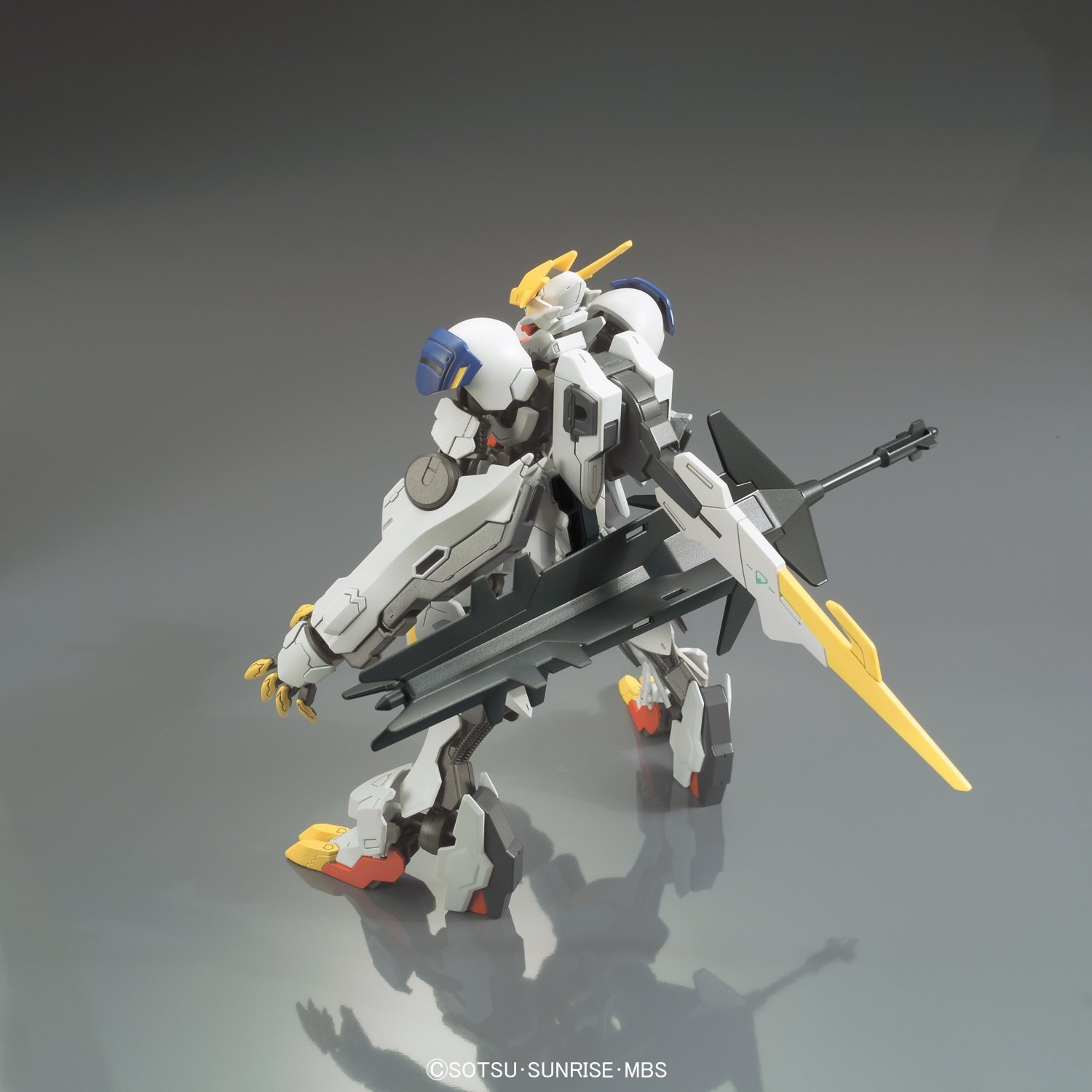 HG 1/144 Gundam Barbatos Lupus Rex - Release Info, Box art and Official Images