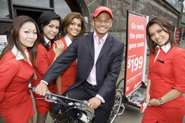 The Airline Airasia World Stewardess Crews