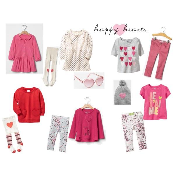 Baby Trends:   happy hearts