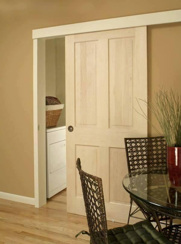 Functional%2B%2526%2BStylish%2BSliding%2BRolling%2BDividers%2BWood%2BDoors%2B%252820%2529 30 Practical & Fashionable Sliding Rolling Dividers Wooden Doorways Interior