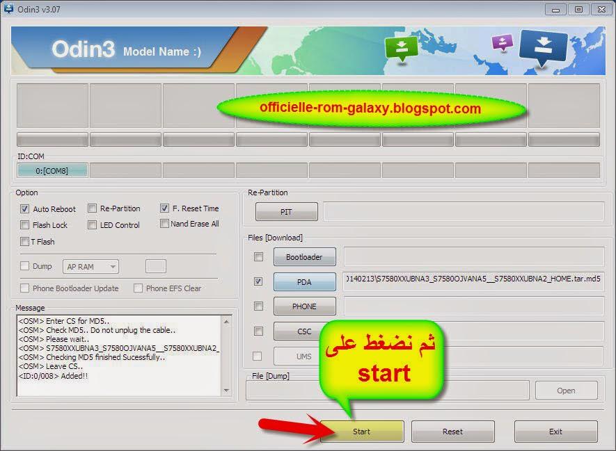 🔥 Download Samsung GALAXY Trend Plus GT-S7580 firmware
