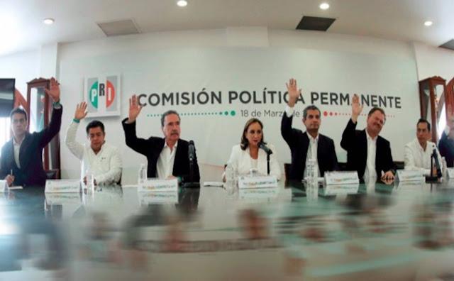 Elecciones, levantar la mano,