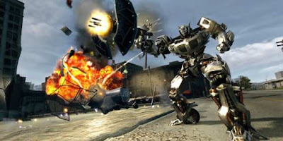Transformers: Revenge of the Fallen Screenshot 3