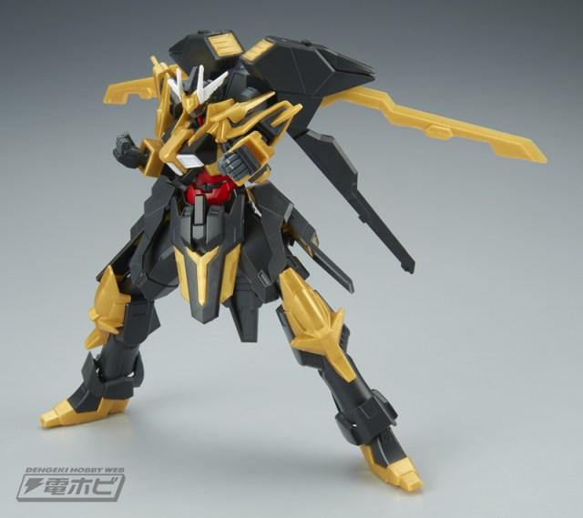 HGBF 1/144 Gundam Schwarz Ritter