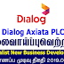 Vacancy Dialog Axiata PLC