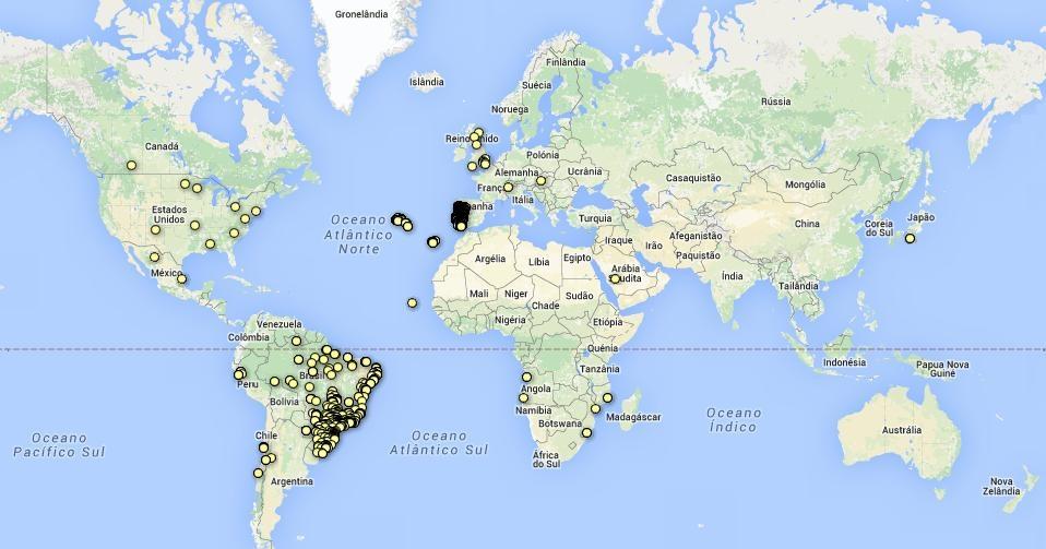 mapa mundo açores Problemas na Próstata   Hiperplasia da próstata ou hipertrofia  mapa mundo açores