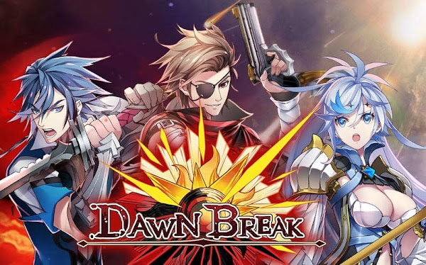 Download Game Dawn Break Origin Mod Apk v1.2.0 Unlimited Money
