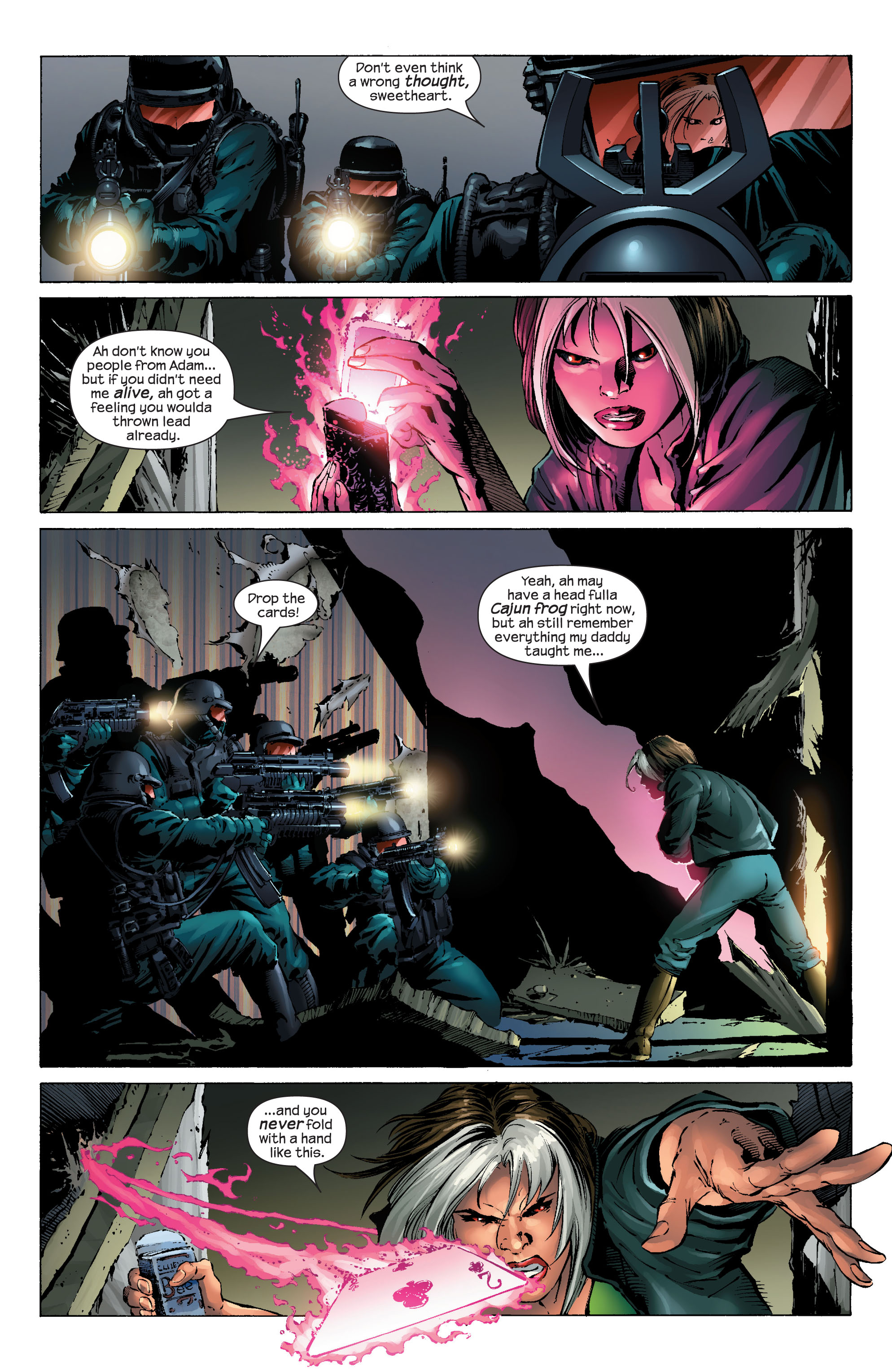 Read online Ultimate X-Men comic -  Issue #51 - 15