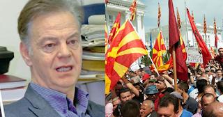 Πρώην δήμαρχος Σκοπίων: «Η σύνδεσή μας με τον Μέγα Αλέξανδρο είναι απλώς γελοία»