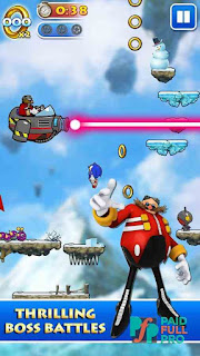 Sonic Jump Pro latest mod apk download