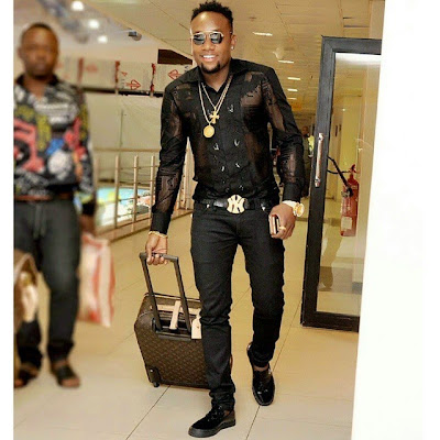 Photo: Kcee Indeed A Fashion Icon