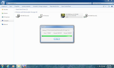 Creating Image of CD/DVD - Step 4c