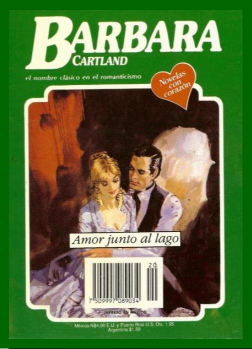 Amor junto al Lago – Barbara Cartland