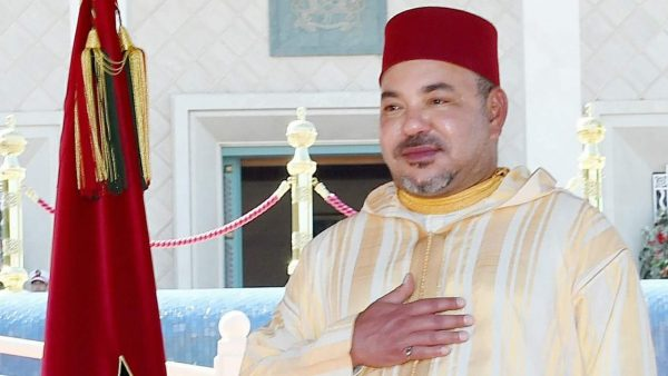 الملك محمد السادس يعزي ويواسي عائلة اللاعب الدولي السابق عبد الله العمراني