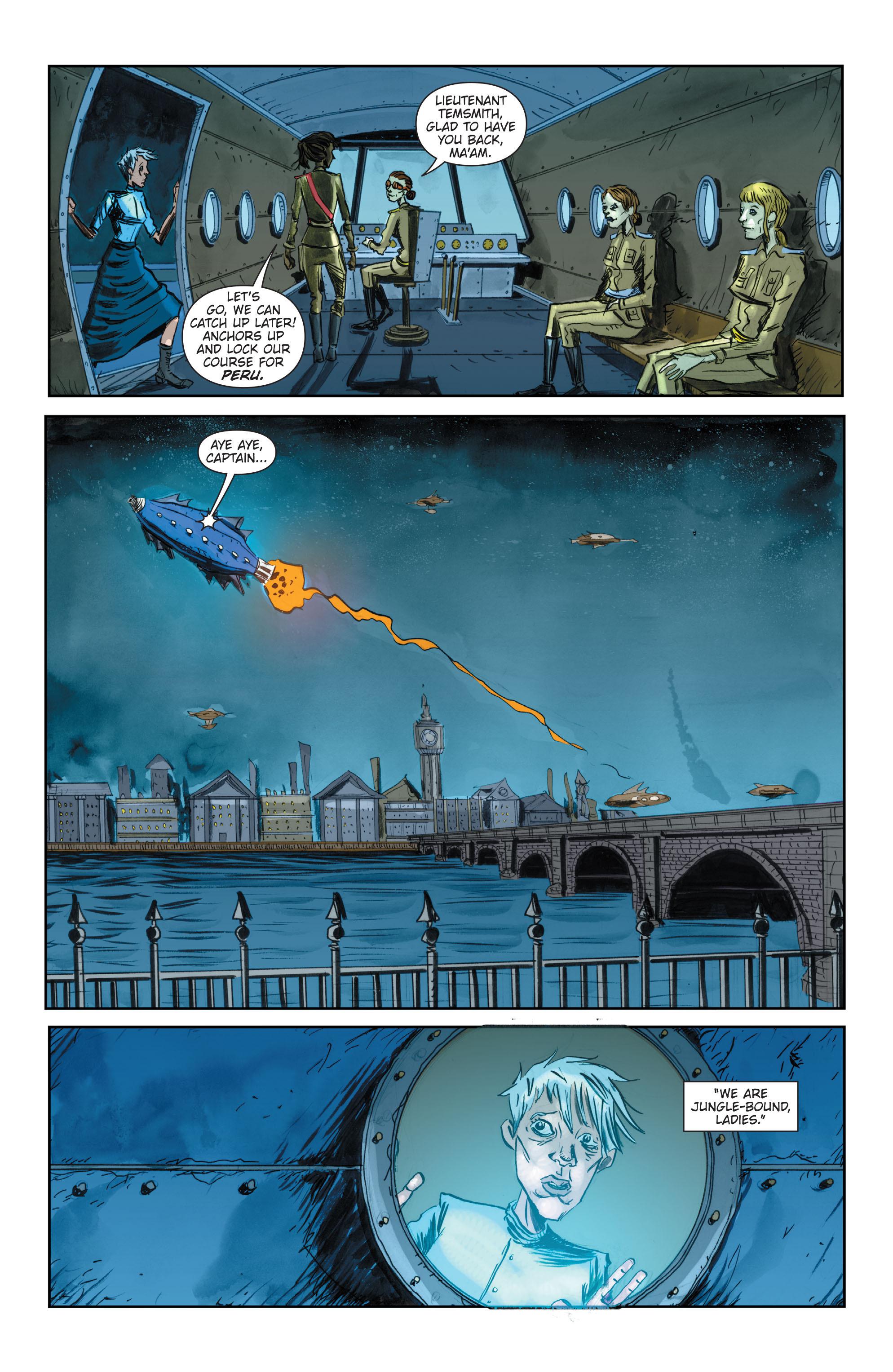 Read online Trillium comic -  Issue # TPB - 152