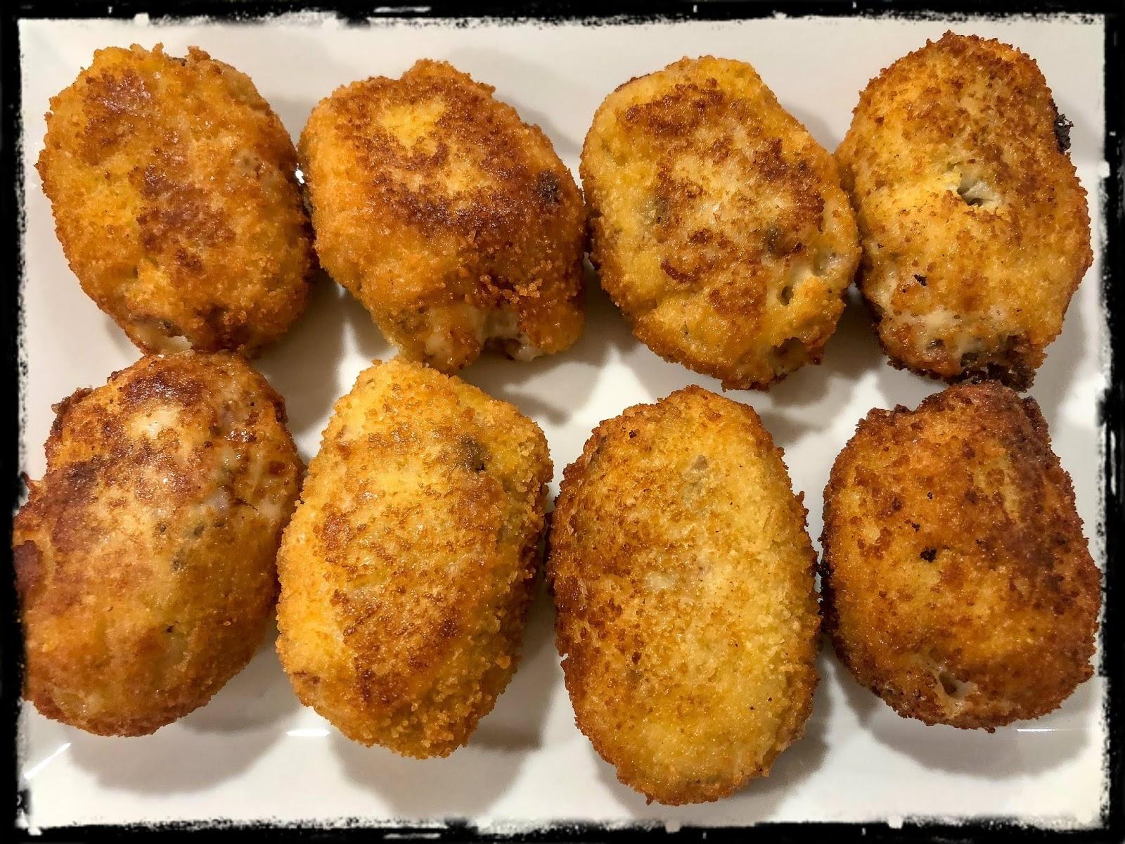 receta croquetas jamon cremosas thermomix