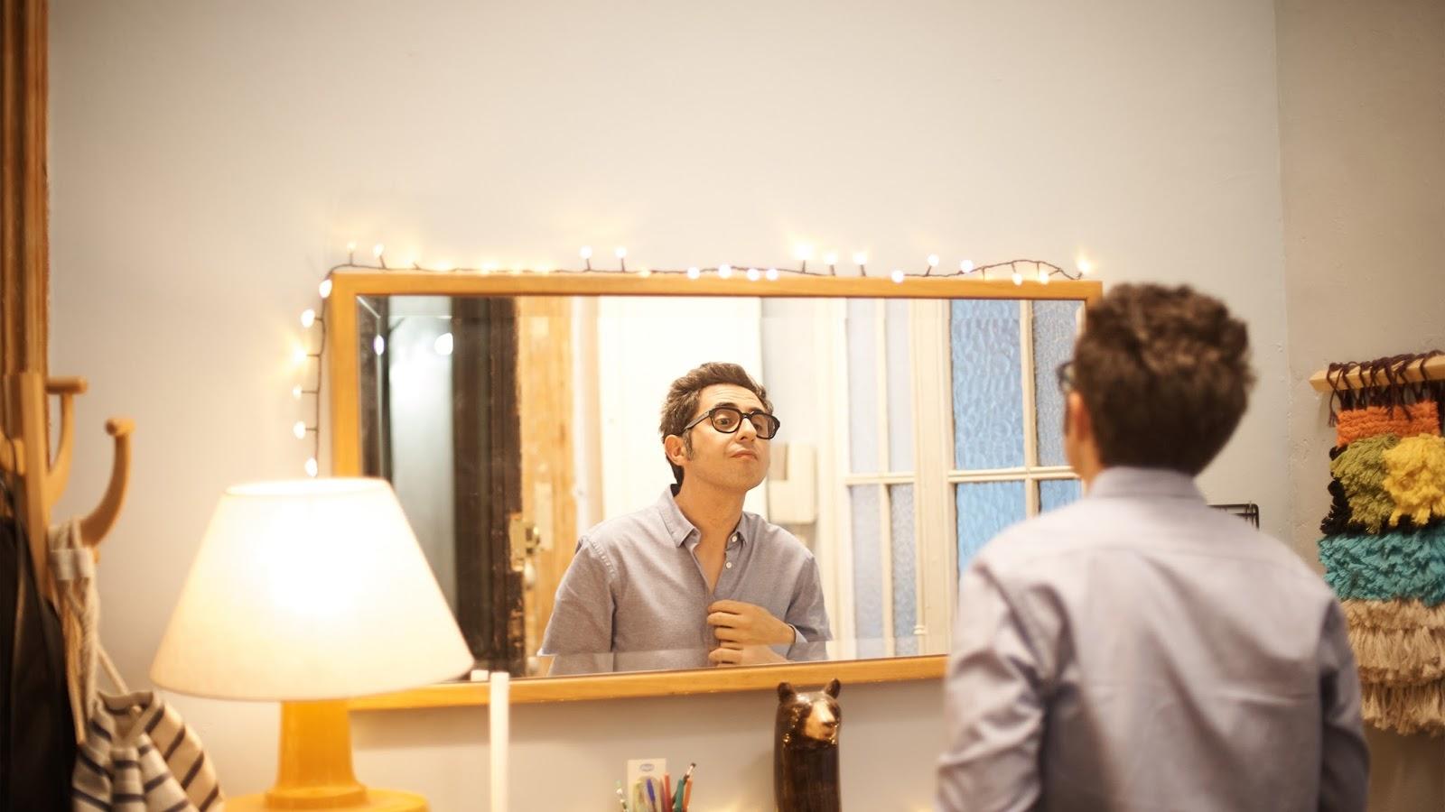 Berto Romero se interpreta a sí mismo en Mira lo que has hecho