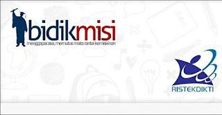Beasiswa Bidik Misi 2018 Untuk SMA Sederajat Kelas 12 by RISTEKDIKTI