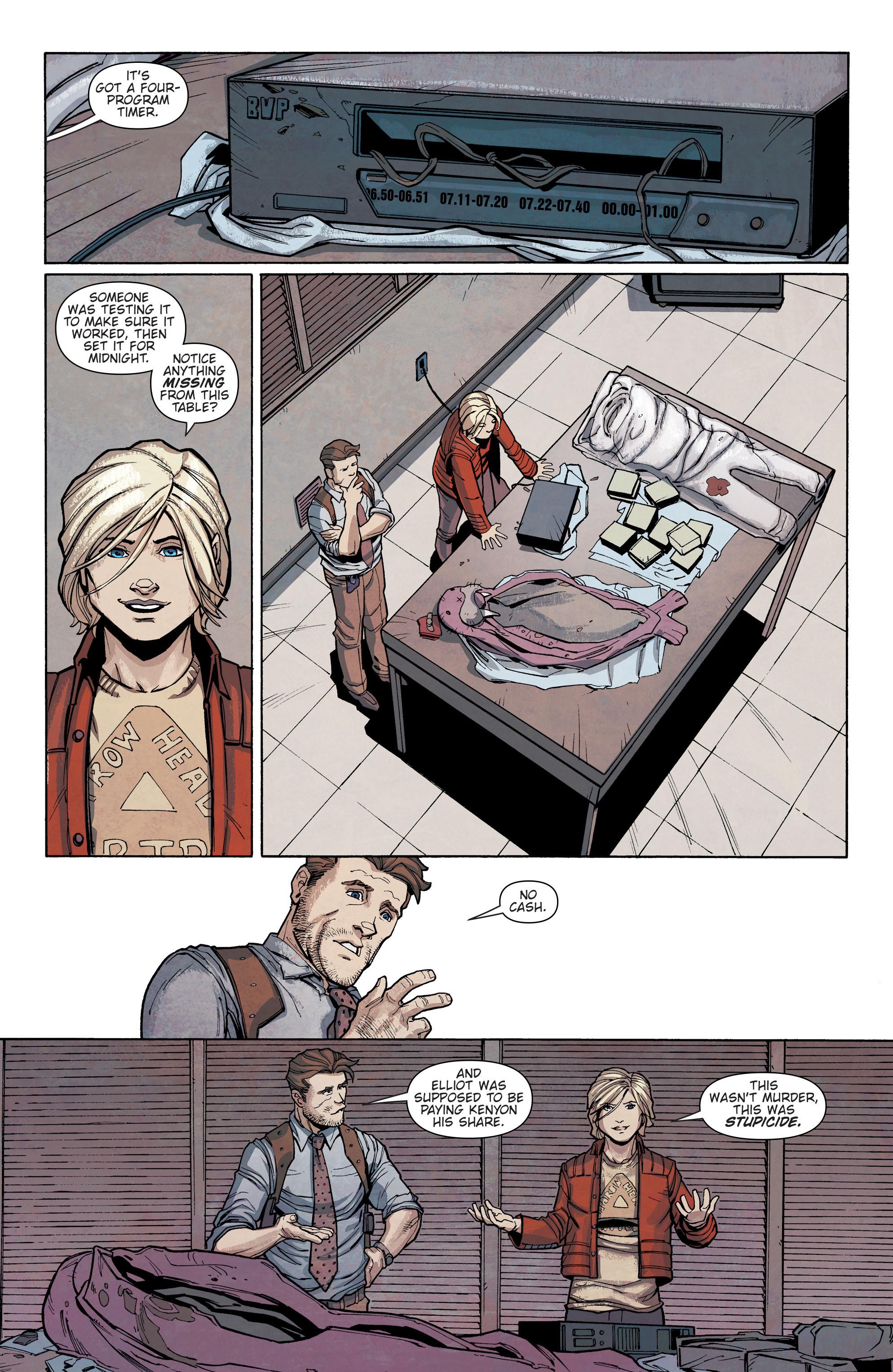Read online Slash & Burn comic -  Issue #2 - 14
