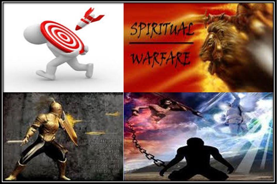 Sermon Jotter: Signs of Spiritual Attack