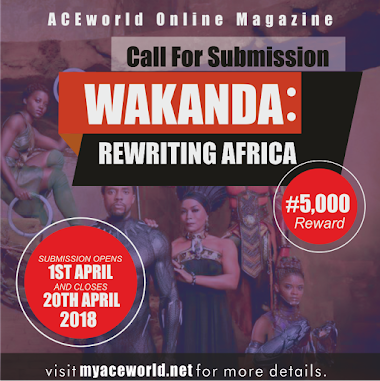 Call For Submission: Wakanda: Rewriting Africa