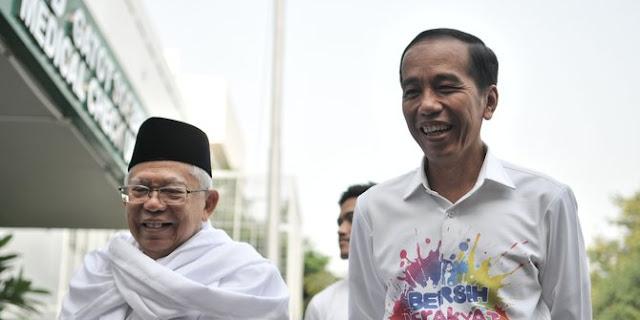 Jokowi-Ma'ruf unggul di pemilih emak-emak, Prabowo-Sandi di pemilih terpelajar