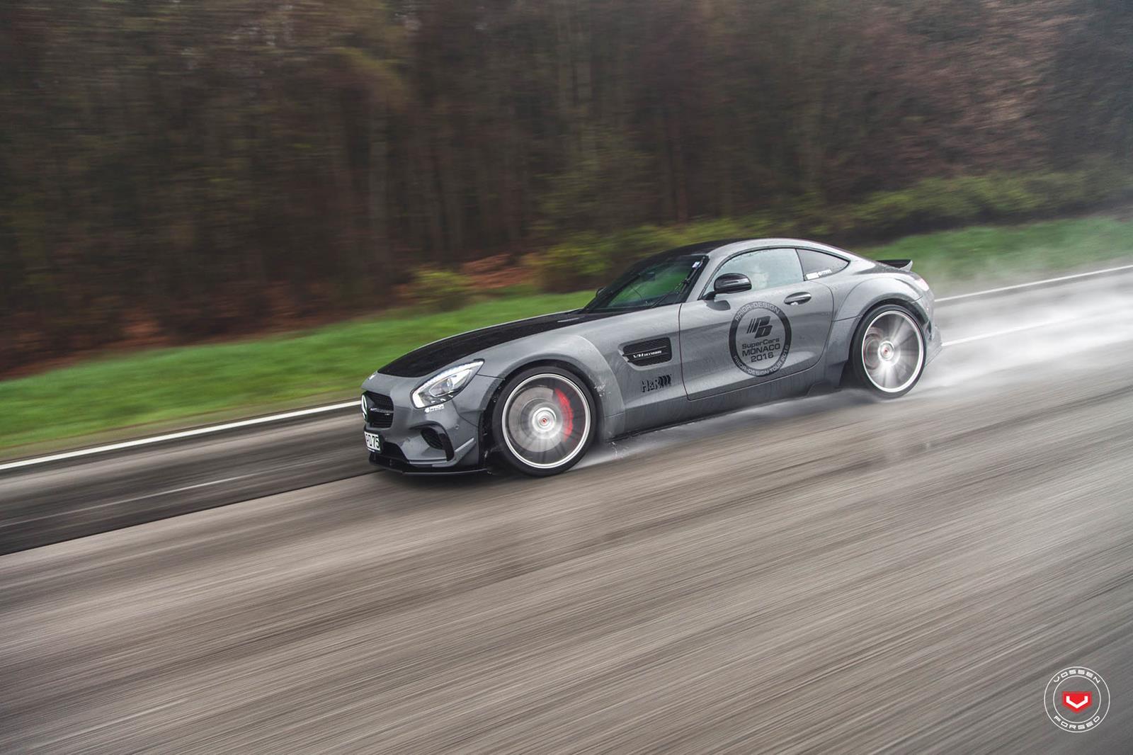 Mercedes-AMG GT S của Prior-Design