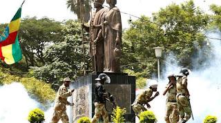 Ethiopia's political crisis
