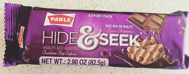 Hide & Seek biscuits