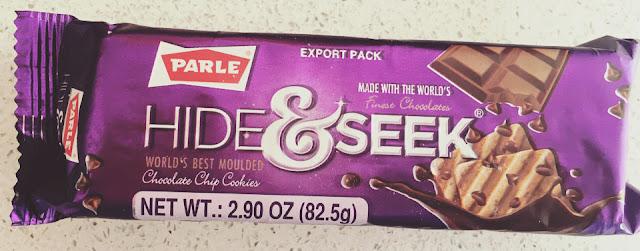 Hide & Seek biscuits