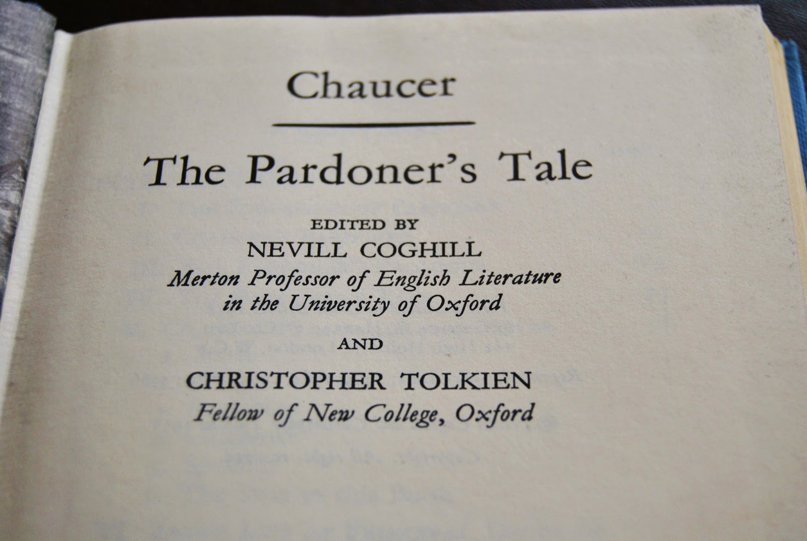 chaucers pardoners tale and the pardoner's The pardoner s tale how can irony be an effective tool to both  the pardoner s tale how can irony be an effective tool to  in the pardoners tale 7 chaucers.