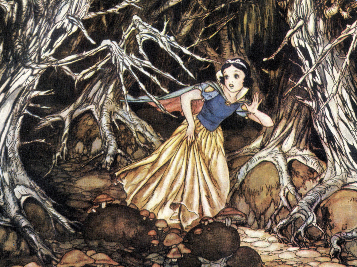 A decade later snow white still hasn039t learned 5