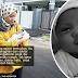 'Anakku Zulfiqar Mikail 31/3/17 - 19/8/17, Al-Fatihah' - Disangka muntah kerana dilahirkan pra-matang, rupanya usus bayi ini sudah pecah
