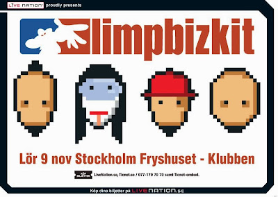 Tune Of The Day Limp Bizkit Take A Look Around