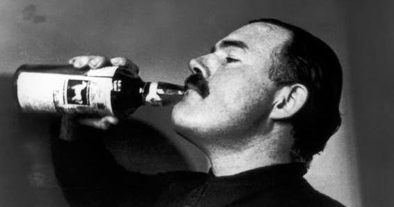 alcohol addiction in ernest hemingways the sun also rises The sun also rises is a 1926 novel written by american author ernest hemingway, about a group of american and british expatriates who travel from paris to the.