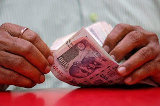 Biggest Fall of Rupees in 6 years
