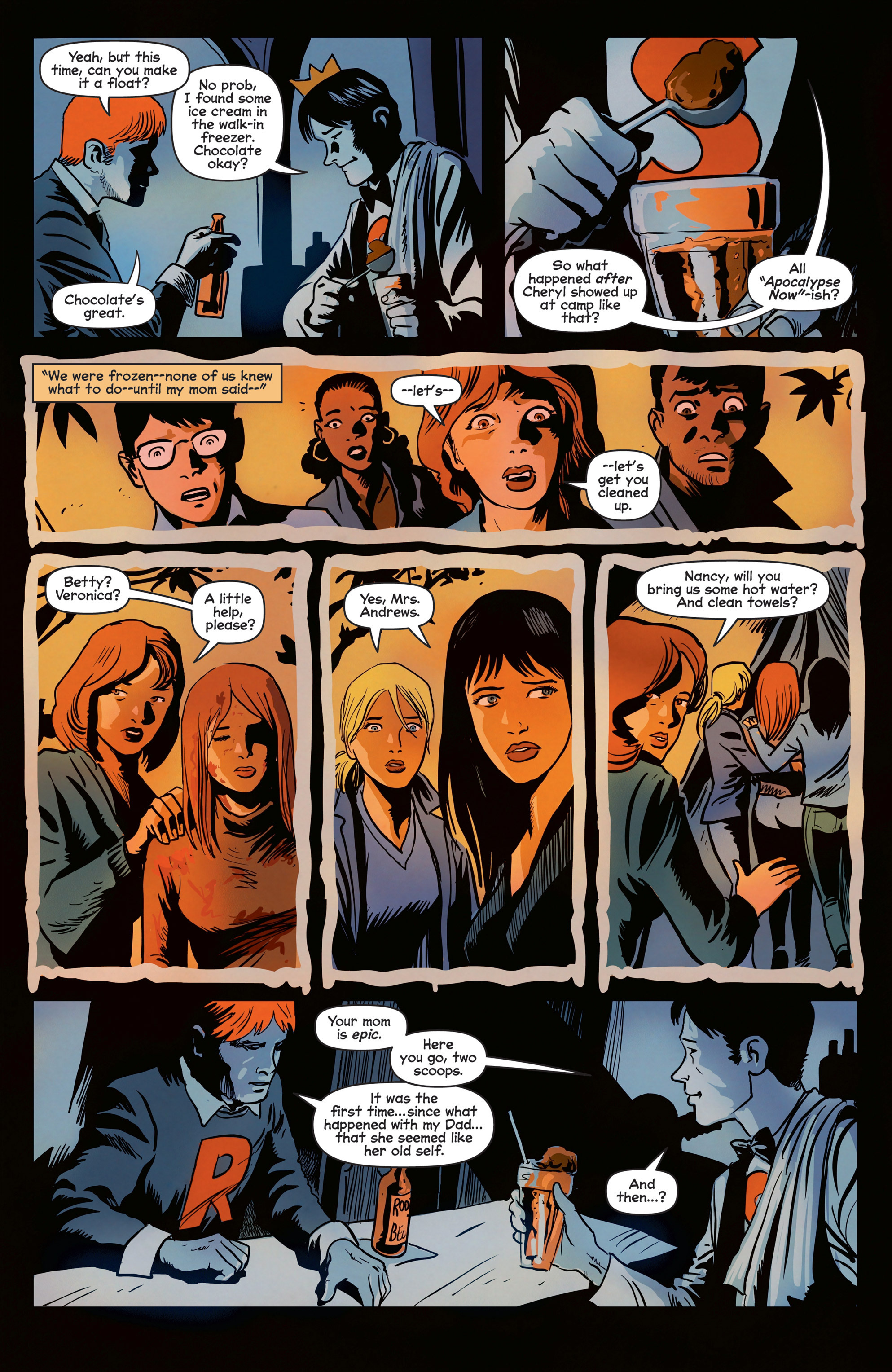 Read online Afterlife with Archie comic -  Issue #8 - 7