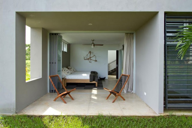 Modern Eco Jungle House, Tierra by Kalia