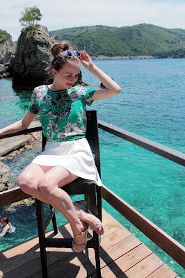 najlepsza plaża na Korfu