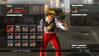 Tekken 6: Bloodline Rebellion PPSSPP CSO Highly Compressed
