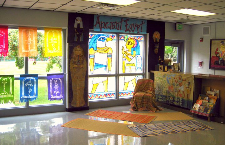 Egyptian Classroom Decor ~ Cassie stephens in the art room let s go to paris