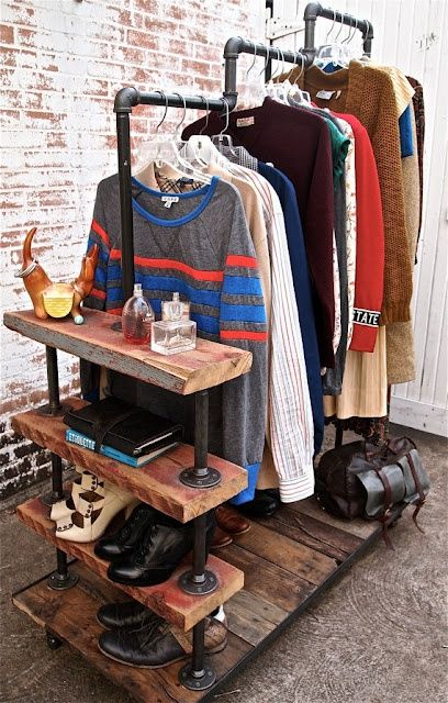 10 Dreamy Ideas To Organize Clothing Racks Daily Dream Decor