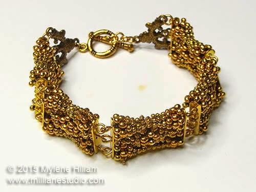 Daisy Spacer bracelet