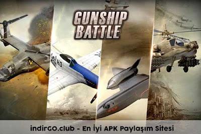 gunship battle apk