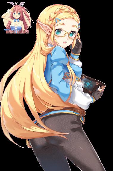 Princesa Zelda 61