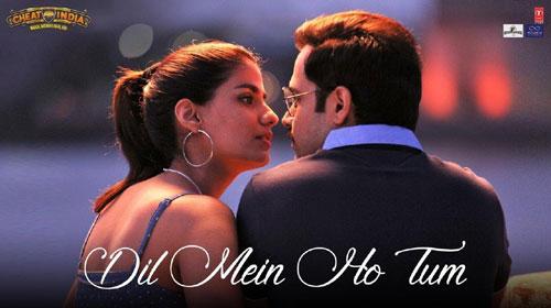 Dil Mein Ho Tum Lyrics | Cheat India | Armaan Malik | Bappi Lahrii